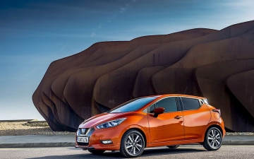 Nissan Micra owners 12