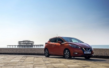 Nissan Micra owners 15