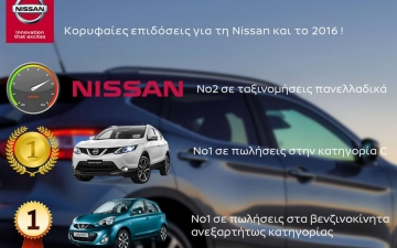Infographic Nissan 2016