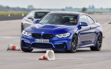 BMW driving experience 10