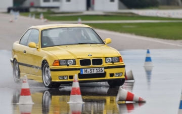 BMW driving experience 13