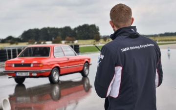 BMW driving experience 14