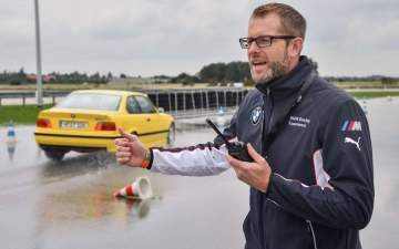 BMW driving experience 16