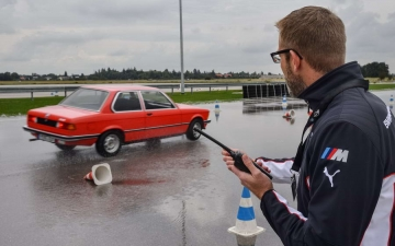 BMW driving experience 18
