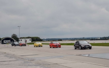 BMW driving experience 20