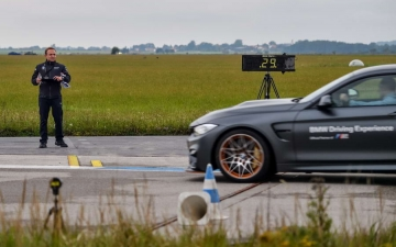 BMW driving experience 22