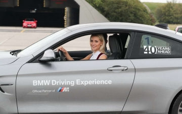 BMW driving experience 24