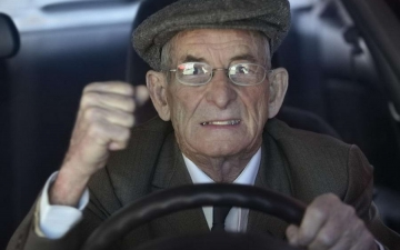 Elderly drivers 11