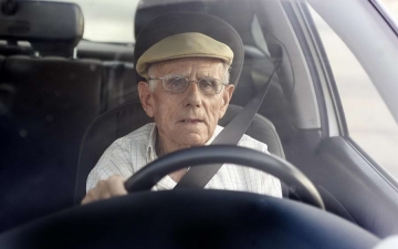 Elderly drivers 22