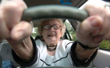 Elderly drivers 23
