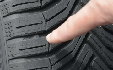 Michelin tire tread 13