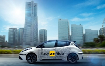 Nissan Easy Ride 10
