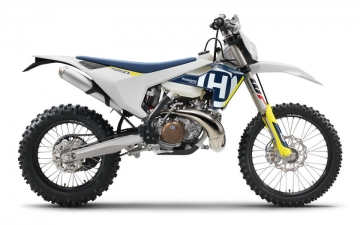 TE 250i - revolutionary fuel - injected machines in MY18 Enduro Line-up