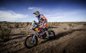 Toby Price KTM 450 RALLY Dakar 2017 15 37