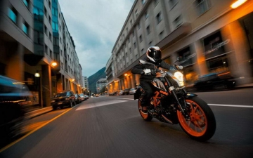 KTM 390 DUKE ABS MY16
