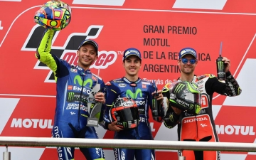 MICHELIN GP Argentina 21