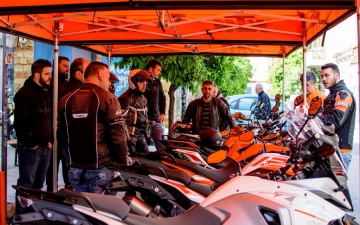 ORANGE DAYS 2017 DELTA MOTORCYCLES-2