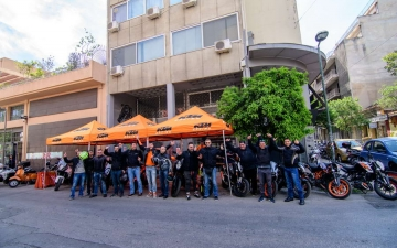 ORANGE DAYS 2017 DELTA MOTORCYCLES
