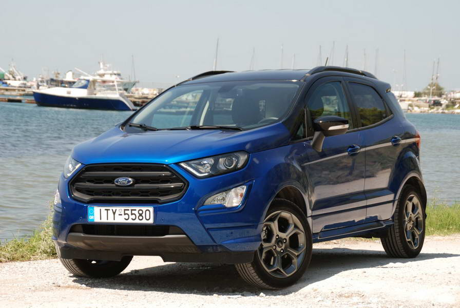 Ford EcoSport 1.0 140hp ST- Line 2WD