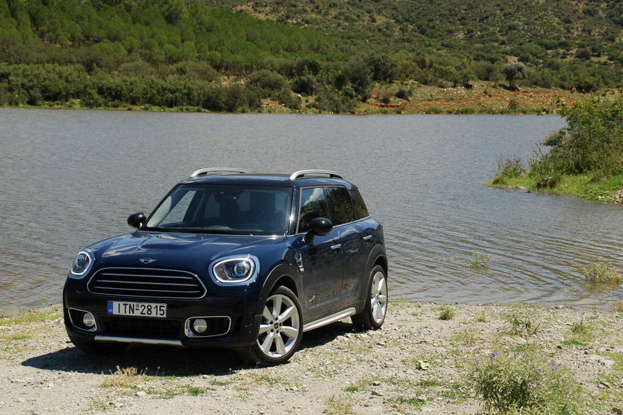 Mini Countryman 2.0 D auto All4