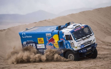Dakar 2017 5th day 18