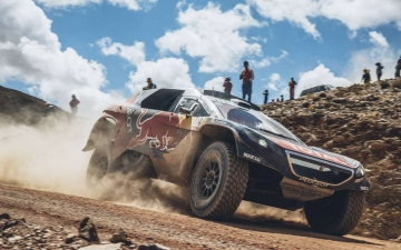 Dakar 2017 5th day 19