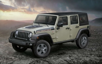 No 05  Jeep Wrangler Rubicon Recon