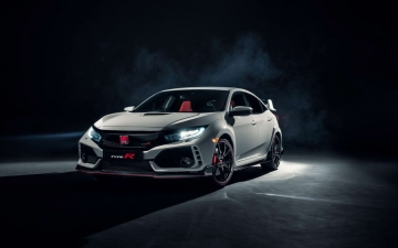No 15 Honda Civic_Type_R