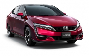 No 16 Honda_Clarity