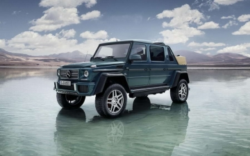No 19 Maybach  G650 Landaulet