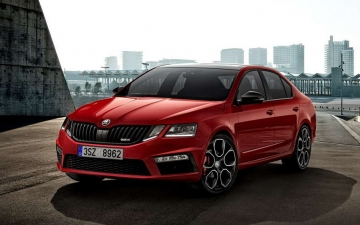 No 21 Skoda Octavia RS 245