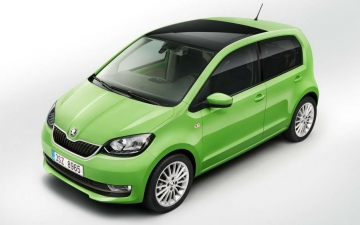 No 34 Skoda Citigo