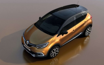 No 36 New Renault Captur