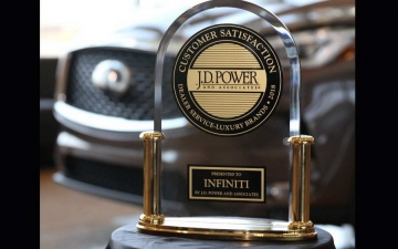 INFINITI JD Power 14