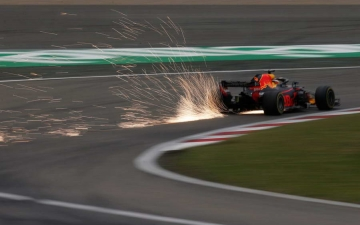 F1  Chinese GP Review 10