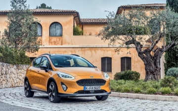 Ford Fiesta Active  15