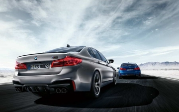 BMW M5 Competition 14