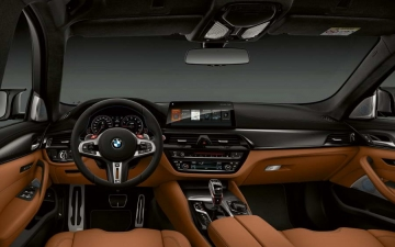 BMW M5 Competition 19