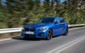 BMW 116d M Sport Shadow 18