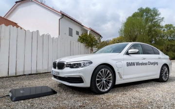 BMW Wireless Charging 10