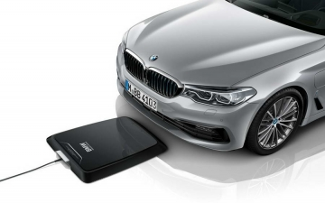 BMW Wireless Charging 13
