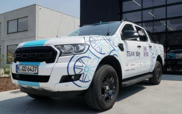 Ford Ranger Pickup Team Sky 10