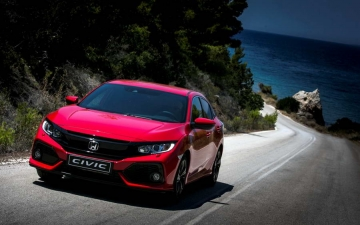 Honda Civic 1,6 i-DTEC 11