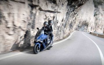 KYMCO XCITING-S 400i ABS CBS 10