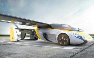 AeroMobil 4,0 Flying Car 11