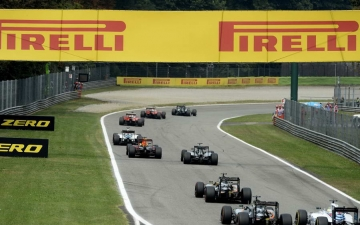 F1 GP Monza Italy Preview  13