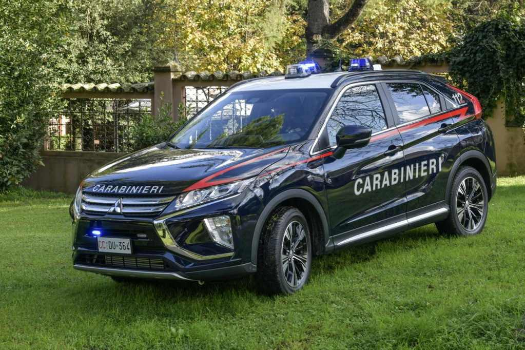 Eclipse Cross - Carabinieri_  03
