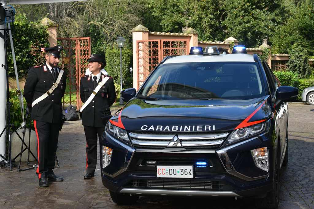 Eclipse Cross - Carabinieri_  04