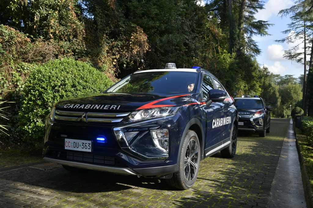 Eclipse Cross - Carabinieri_  05
