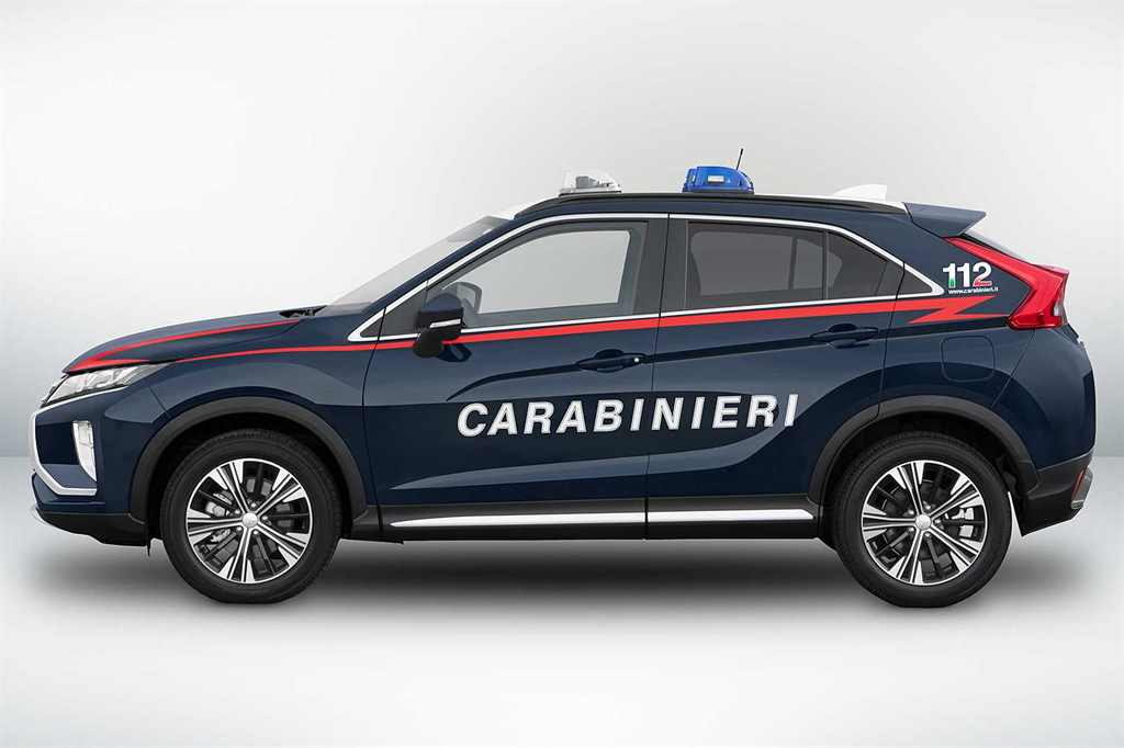 Eclipse Cross - Carabinieri_  06
